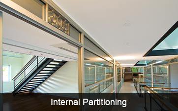 Internal Partitioning