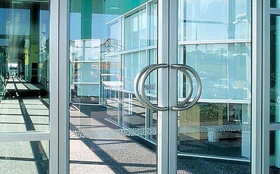 Aluminium Hinged Doors (Series 52)