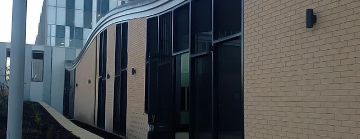 Fiona Stanley Hospital Door