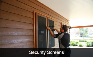 Security Screens Perth