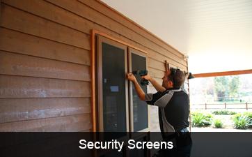 Security Screens