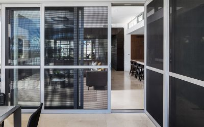 Havengard Security Doors – Private Residence in Attadale